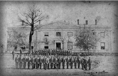 Dahlonega Mint circa 1877